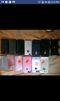 assorted-color smartphone case lot screenshot Winston-Salem, 27127