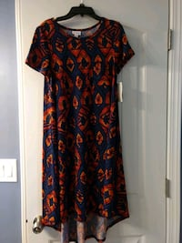 New w tags Lularoe Carly Morrow, 45152