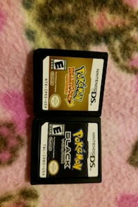 two Nintendo DS game cartridges Joint Base Andrews, 20762
