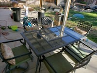 Patio table and chairs Menifee, 92584