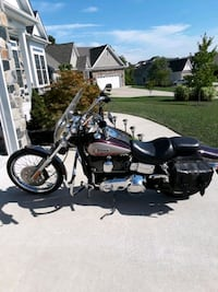 Motorcycle.  2007 Wideglide Harley. Winchester, 22602