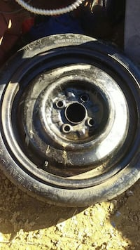 Space tire size 14