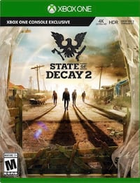 State of Decay 2 for Xbox one Hellertown, 18055