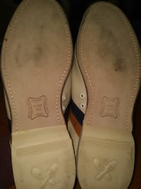 Mens Vintage Stryker Bowling Shoes Size 12