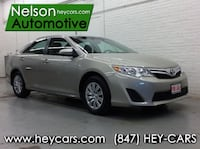 2013 Toyota Camry Gold Mount Prospect, 60056