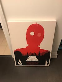 Star Wars A New Hope Canvas Oakville, L6K 3C7