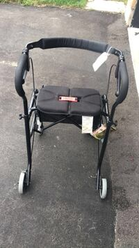 Wheel chair and walker for sale!! Like new only used a couple times. Brampton, L6R