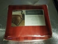 Charter Club Damask Stripe Full/Queen 100% Pima Cotton 500 Thread Count MSRP $170.00 Eastvale