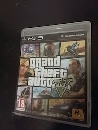 Grand Theft Auto Five PS3 Neuilly-sur-Seine, 92200