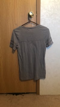 gray crew-neck t-shirt Jessup, 20794