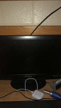 Black samsung flat screen tv Lynchburg, 24501