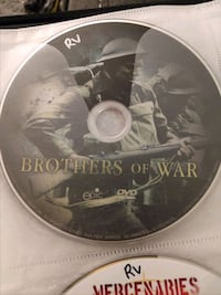 Brothers Of War DVD  Charleston, 29414