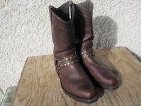 Men's Canada West® Bikers & Engineers Riding and Fashion Boots - Size 11, 2E    Winnipeg