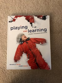 Early Childhood Education textbook London, N6H 4R5