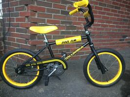 Vintage Kids 198X Columbia Pro Am BMX