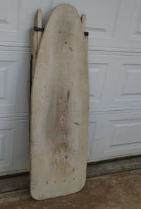 Wooden Ironing Board Forsyth