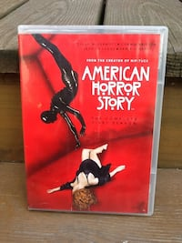 American Horror Story - The Complete First Season - 4 Discs