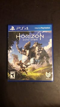 Horizon Zero Dawn-PS4