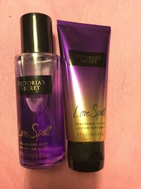Victoria's secret love spell perfume and lotion Marina, 93933