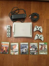 XBox 360 (red ring) works occasionally, sold as is! Chicago, 60606