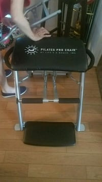 Pilates workout with handles, book, and DVDs Pearl, 39208
