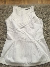 women's white sleeveless dress Toronto, M1V