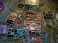 Huge lot of high quality jewelry making supplies  Cumberland, 21502