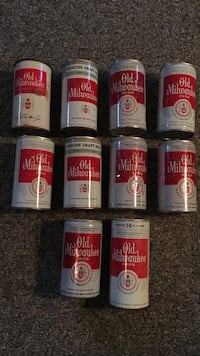 Old milwaukee can!