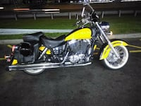 yellow and black touring motorcycle Norwalk, 06854