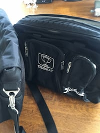Two Troon titleist computer bags