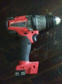 red and black cordless power drill Edmonton, T5G 2B1