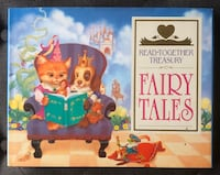 Children's Book on FAIRY TALES / 95 Pages Mont-Royal, H3P