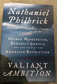 Valiant Ambition by Nathaniel Philbrick Manassas, 20109
