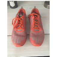 Orange Reebok Crossfit Running Shoes. SIZE 10