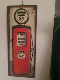 "12"" x 30"" Man Cave vintage car petro decoration Toronto, M2H 1N2"