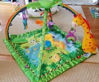Fisher Price Rainforest Melodies and Lights Gym Wilmington, 01887