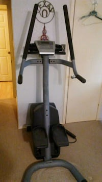 gray and black elliptical trainer Edinburg, 78541