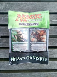 Magic the Gathering Duel Deck  Vancouver, V6B 1S4