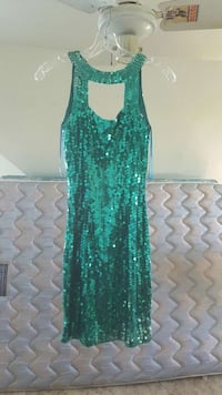 Prom Dress size 2 Miles, 76861