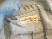 Long sleeve shirt MARTINO COLLECTION Neck 17 1/2 by sleeves 36-37 Centreville, 20120
