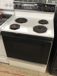 Electric ranges starting at $169 Augusta