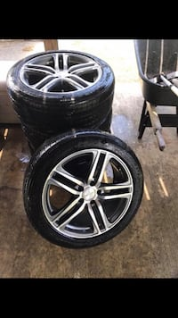 "Ties and rims like new 18"" Houma, 70360"
