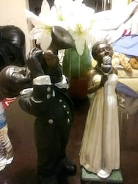 Two collectables Billy Holiday statue  Baltimore, 21230