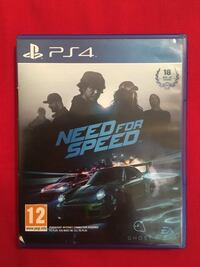 Need for Speed ps4 Istanbul