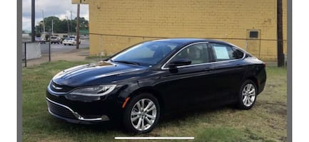 Chrysler - 200 - 2015