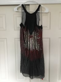 Sequined Party  dress. Size small; brand Parker White Plains, 10603