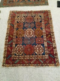 Two rugs antique Bethesda, 20814