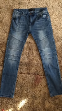 Ribbed Jeans (Men's)