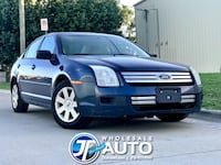 2007 Ford Fusion S *CARFAX *Great MPG Tulsa, 74146