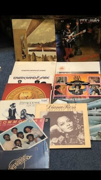 Assorted Albums $15 each